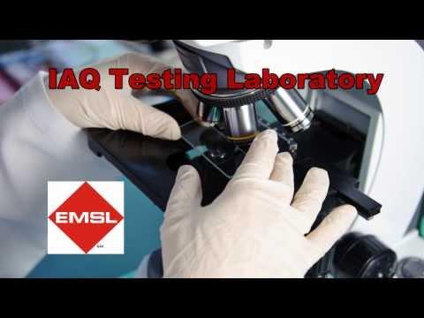 IAQ Testing Laboratory By EMSL Analytical, Inc.