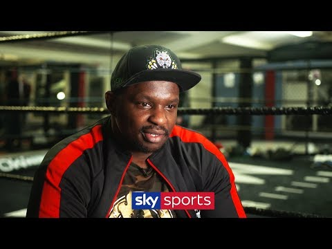"""I hope AJ beats Ruiz!"" 