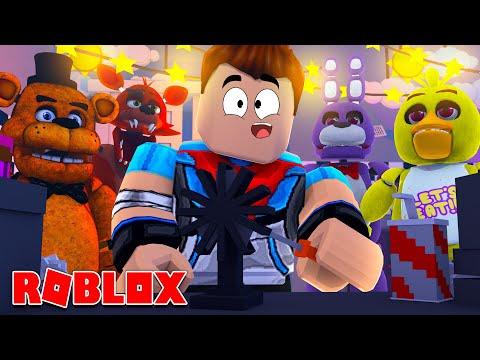 ROBLOX Five Night's At Freddy's ANIMATRONICS UNIVERSE - FNAF 1 thumbnail