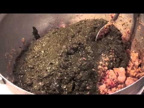 C/w Nana: Lao Cassia Stew (ແກງຂີ້ເຫຼັກ = Gang Khiilek)