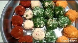 """Праздничная #Закуска """"#Сырные шарики"""" 4 вкусных рецепта/Гости будут в полном восторге/Чудо Закуска"""
