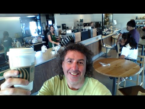 LIVE FROM COLORADO - In The Starbucks In Cañon City, CO Again