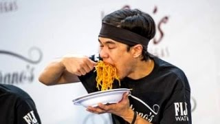 vermillionvocalists.com - World Pasta Eating Championship (World Record Broken)