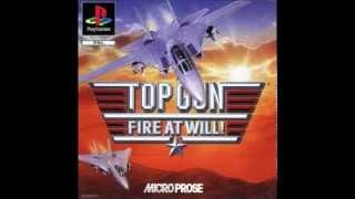 Top Gun:Fire at Will Soundtrack - Stinger