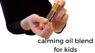 Kids Calming Essential Oil Roller Blend   Young Living