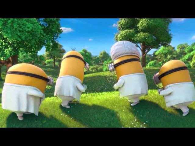 Los Minions   Los Chones HD Travel Video