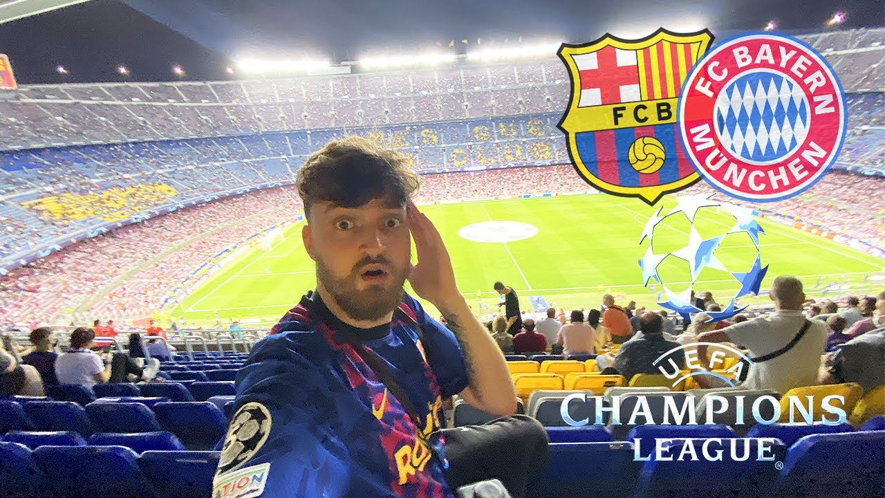 Download FC Barcelona vs. FC Bayern München - UCL Stadionvlog | Die nächste Blamage... |  ViscaBarca