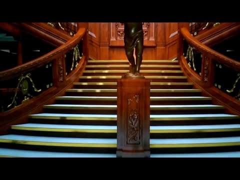 Titanic ship all decks