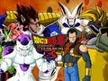 Dragon Ball Z Budokai Tenkaichi 3 DBZ Villains VS GT Villains Live Commentary Team Battle