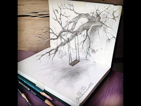 Greatest 30 Of The Best 3D Pencil Drawings Of All Time