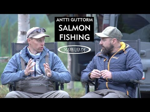Salmon Fly Fishing Essentials With Antti Guttorm | FLY FISHING SCHOOL