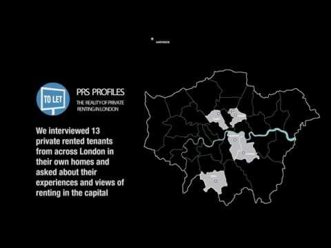 PRS Profiles: The reality of private renting in London
