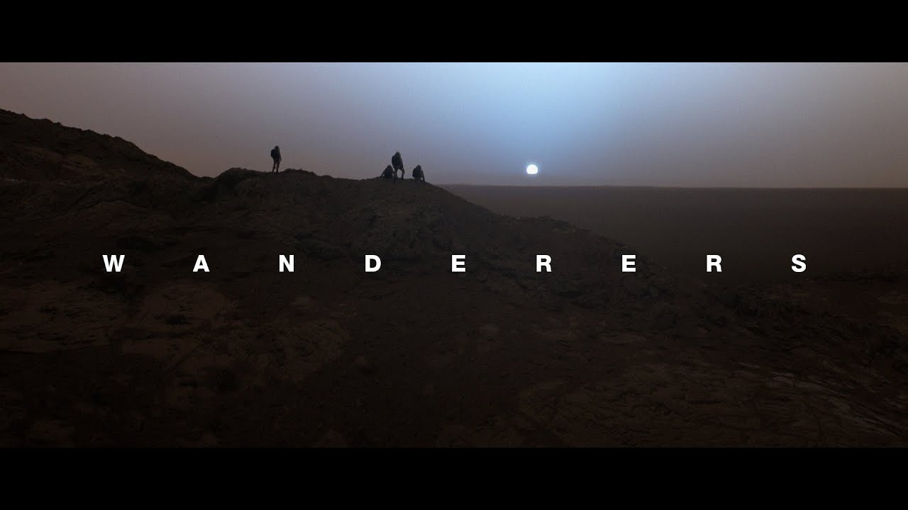 Wanderers - a short film by Erik Wernquist [Official Version]
