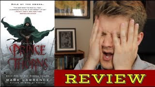 Broken Empire Review - Prince of Thorns