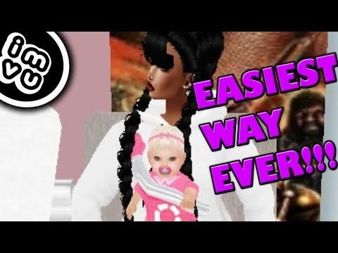 HOW TO GET PREGNANT ON IMVU!!! - (IT ACTUALLY WORKS!!)