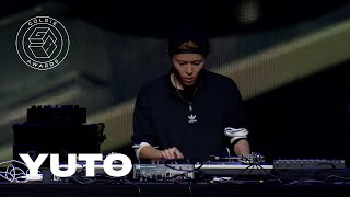 Goldie Awards 2018: YUTO - DJ Battle Round 1 Performance