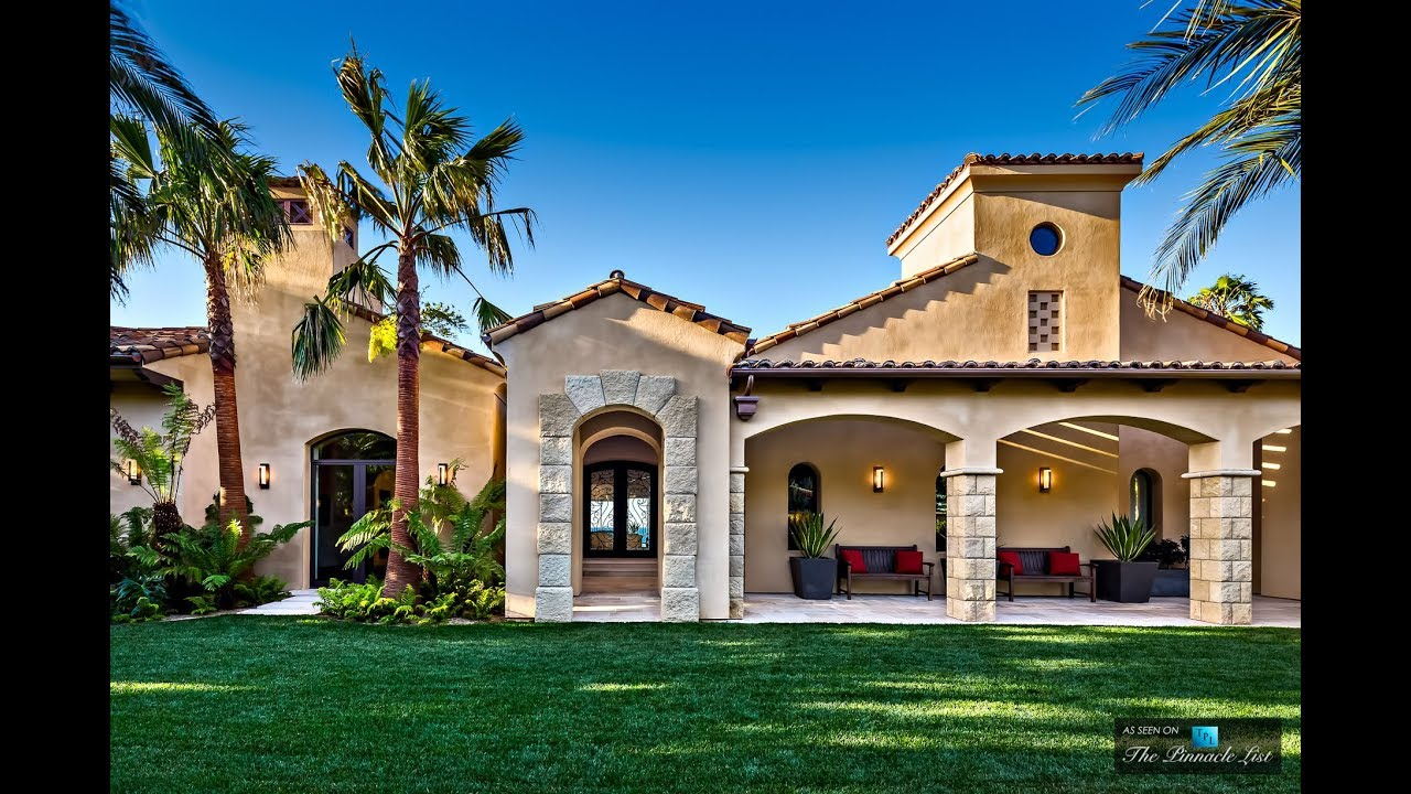 Masterfully Designed 7000 Sq Ft 5 Bed 7 Bath Spanish Home