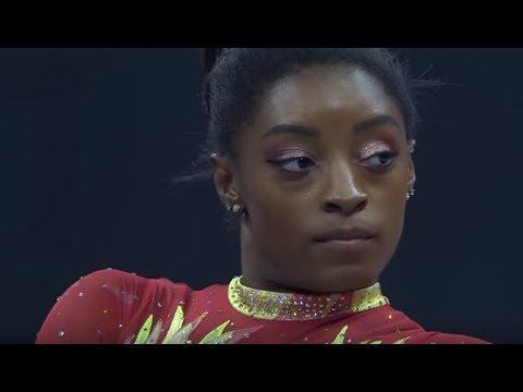 CoP 2017-20: Simone Biles FX 2018 U.S. Classic