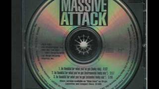 Massive Attack - Be Thankful For What You've Got (Funky Mix)