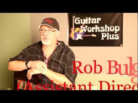 Rob Bulger-Guitar Workshop Plus Instructor