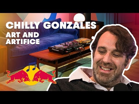 Chilly Gonzales Lecture (Montréal 2016)   Red Bull Music Academy