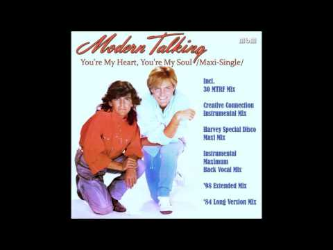 Modern Talking - You're My Heart,You're My Soul Maxi Single (re-cut By Manaev)