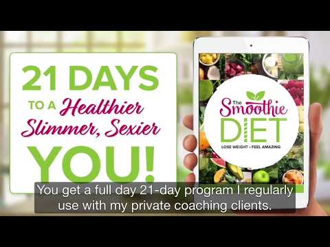 Best Tips for Lose Weight & Boost Energy | Green Smoothies To Lose Weight