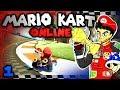 Mario Kart 8 Online!