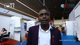 Tanzania Story at AIDS 2018. Tanzania Transgender Initiative. ALGO Foundation.