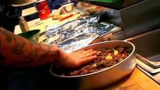 Vegan Stuffing Recipe : Mixing & Baking Vegan Stuffing