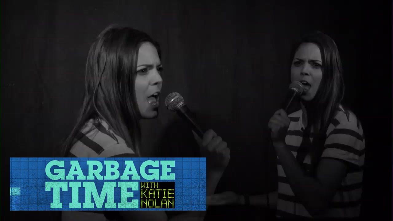 Katie Nolan sings 'The Most Boringest Time of the Year'