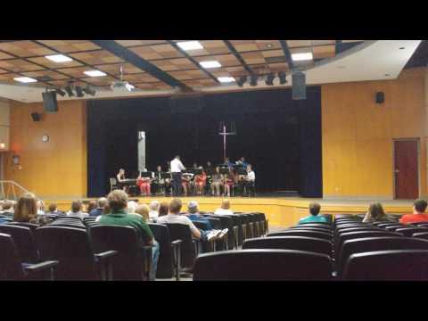 Ottawa Glandorf High School Jazz Band - Theme from Family Guy