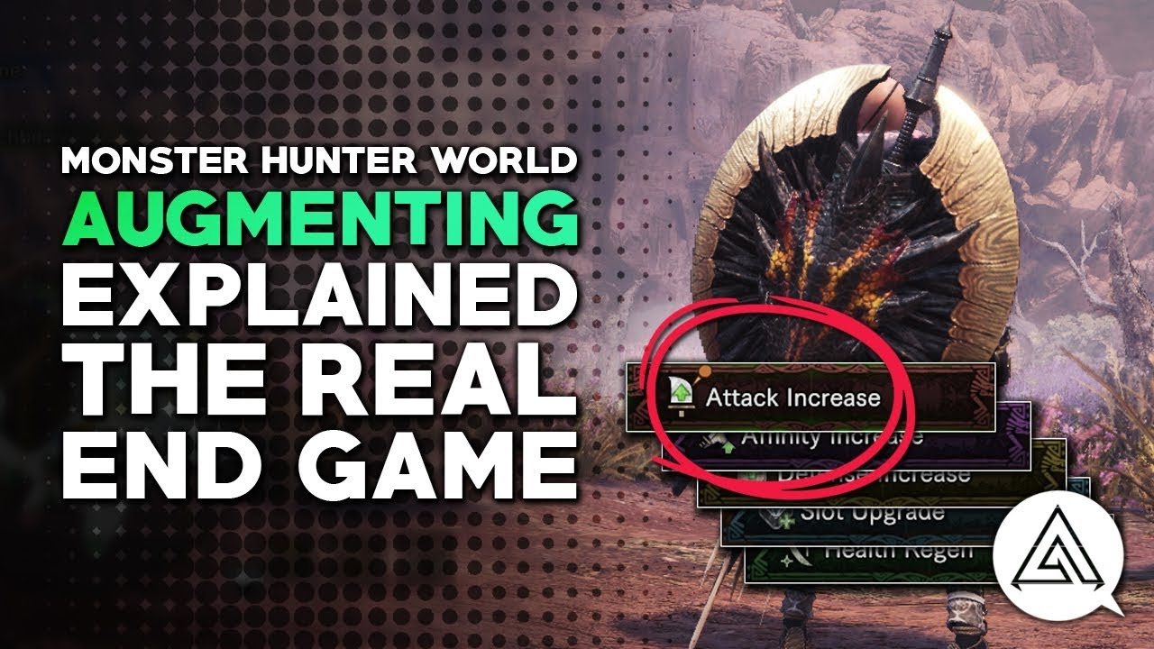 Monster Hunter World Augmentation Explained - plus where to find