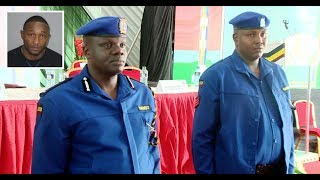 KENYA POLICE NEW UNIFORMS UNVEILED BY UHURU KENYATTA