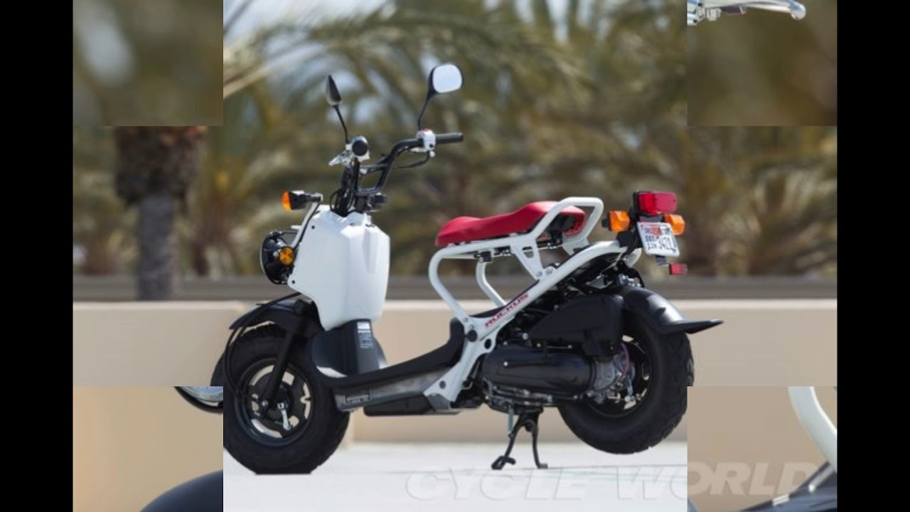 Best Review Of Honda Ruckus 2016 2018