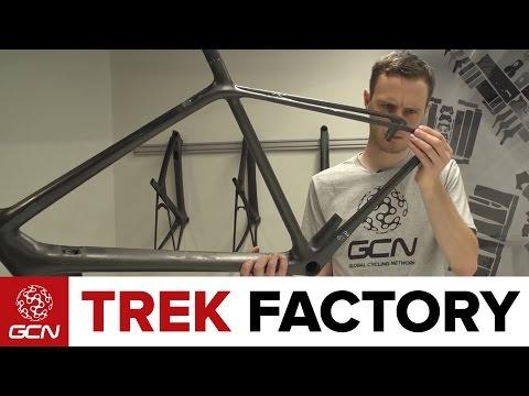 Trek Factory Tour –From Rolls Of Carbon Fiber To Complete Bikes In Waterloo, Wisconsin
