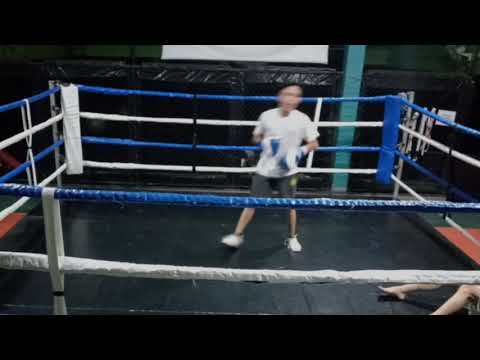 Training (sparring 5)