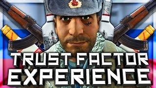 THE TRUST FACTOR EXPERIENCE