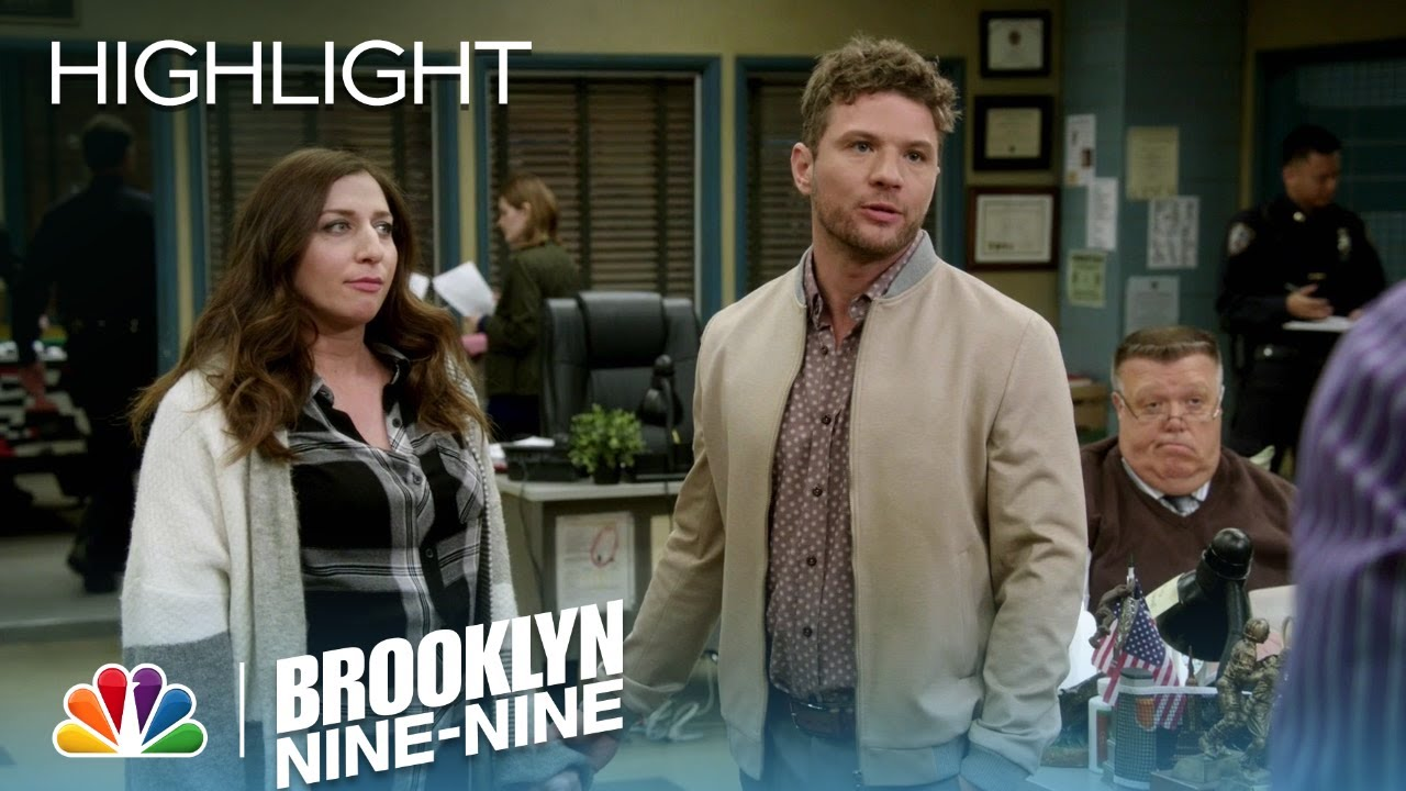Hot Hunk Ryan Phillippe on Shaking Up Brooklyn Nine-Nine as Gina's