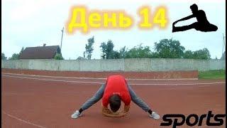 Спорт | #52 Шпагат за 30 дней, день 14!