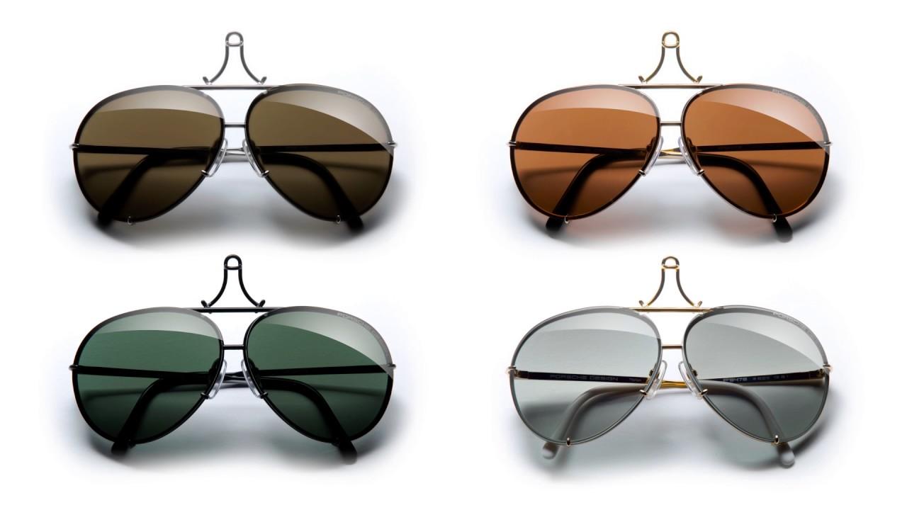Porsche Design P 8478 Sunglass Lens Quick Change Youtube