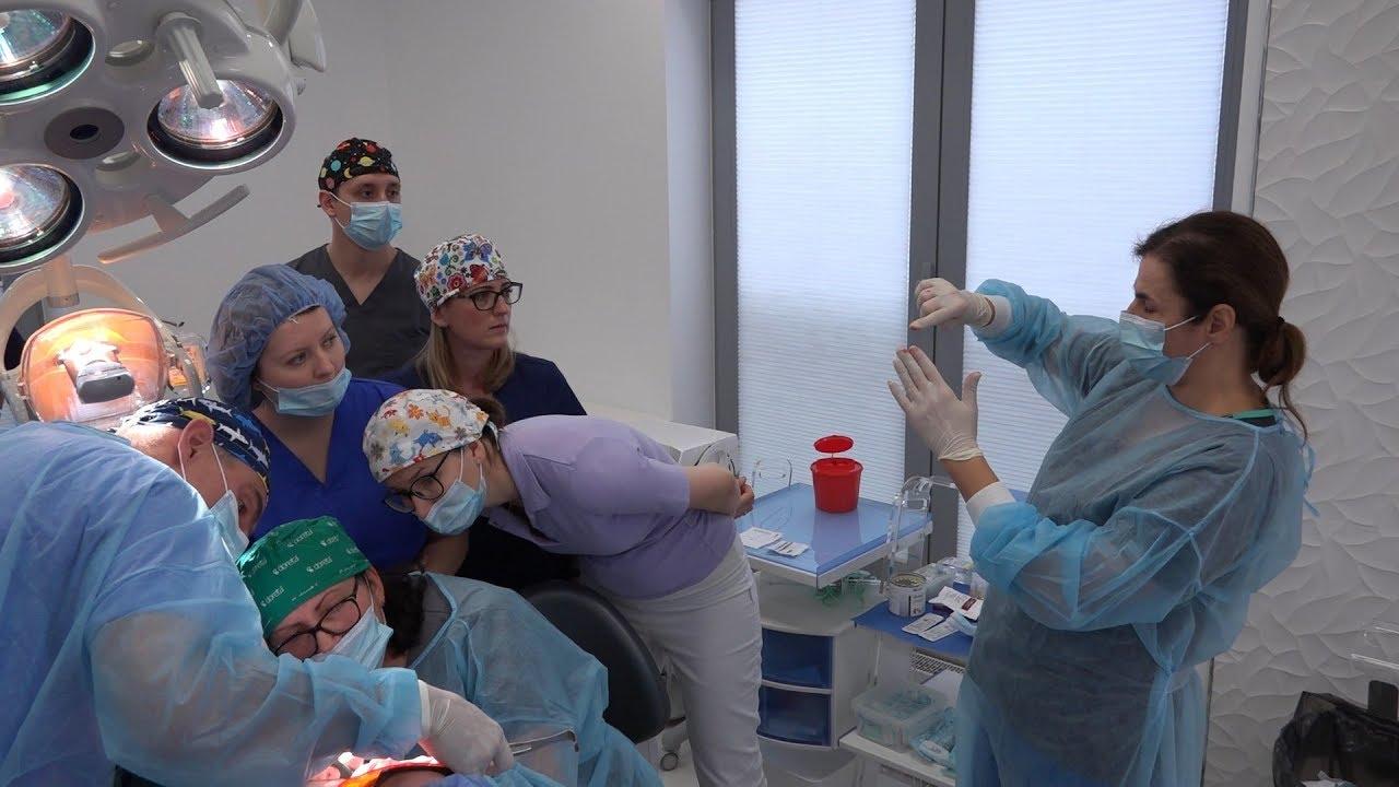 Practiculum Implantologii Sezon VIII A Sesja6 zabieg 1