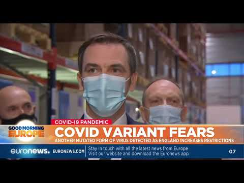 COVID variant fears: Another mutated form of virus detected as England increases restrictions