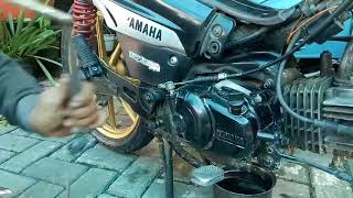 Tutorial Bongkar Kopling Yamaha Vega R Dan Jupiter Z