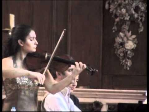 Nazrin Rashidova and Daniel Grimwood | Mozart - Sonata in B flat, K.378 (2)