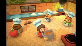 3-Starring EVERYTHING! (Overcooked 2 Stream)