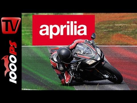 2015 | Aprilia RSV4 RR Test am Pannoniaring
