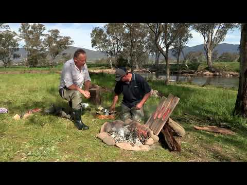 Cooking Trout Like This Wow |Fishing Cooking The Hook And The Cook|