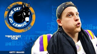 Joe Burrow Says Odell Beckham Jr. Handed Out Real Cash To LSU Players