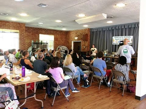 Experience a Complete Vegan Toastmasters Meeting